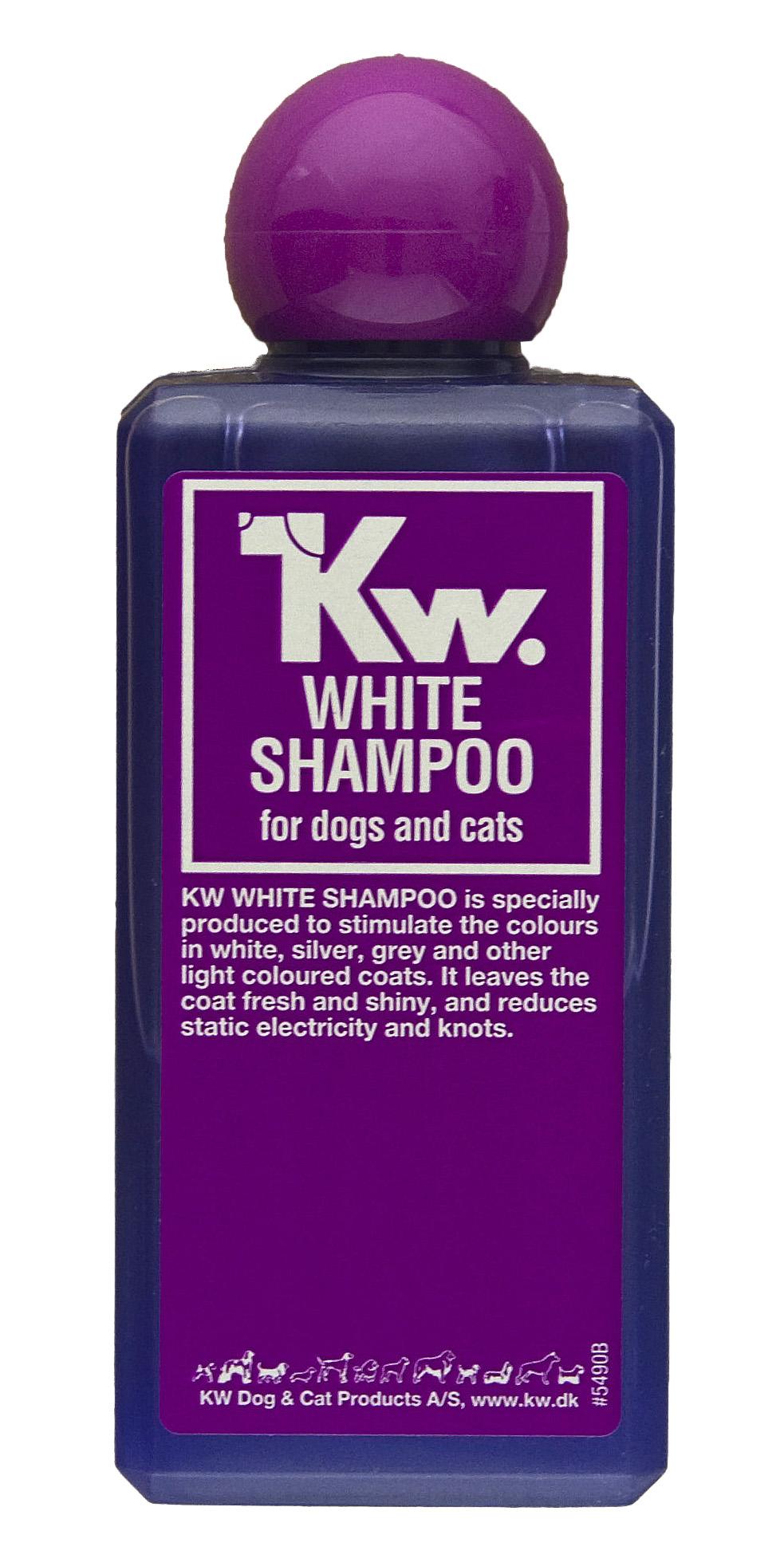 KW Белый шампунь 200 мл