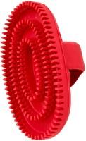 Овальная резиновая щётка