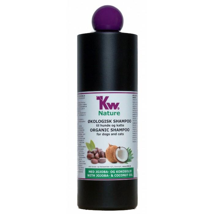 KW NATURE Шампунь-концентрат с маслами жожоба и кокоса 500 мл