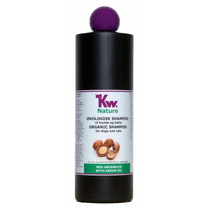 KW NATURE Шампунь-концентрат с аргановым маслом 500 мл