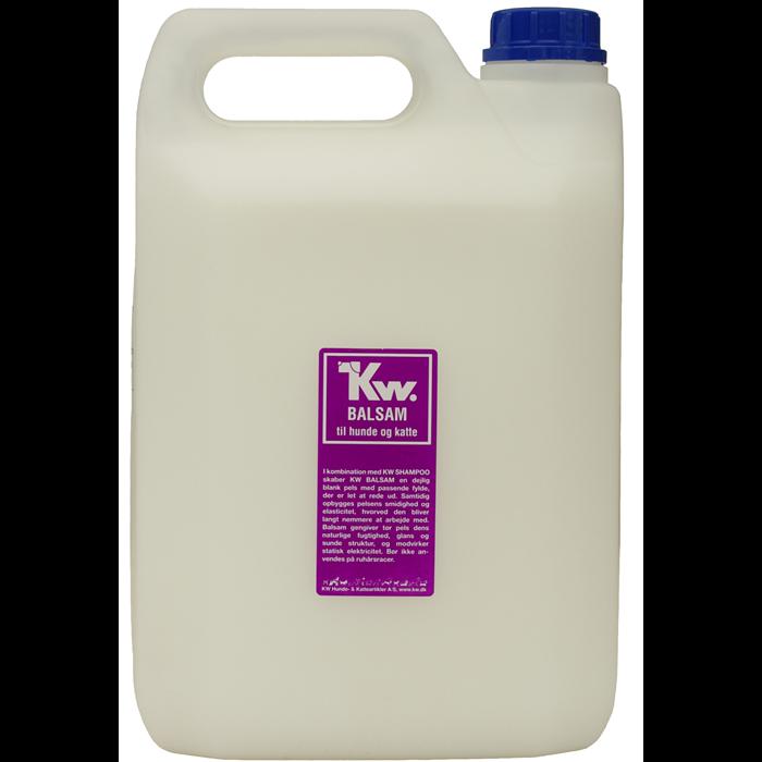 KW Шампунь-концентрат с норковым маслом 5 л
