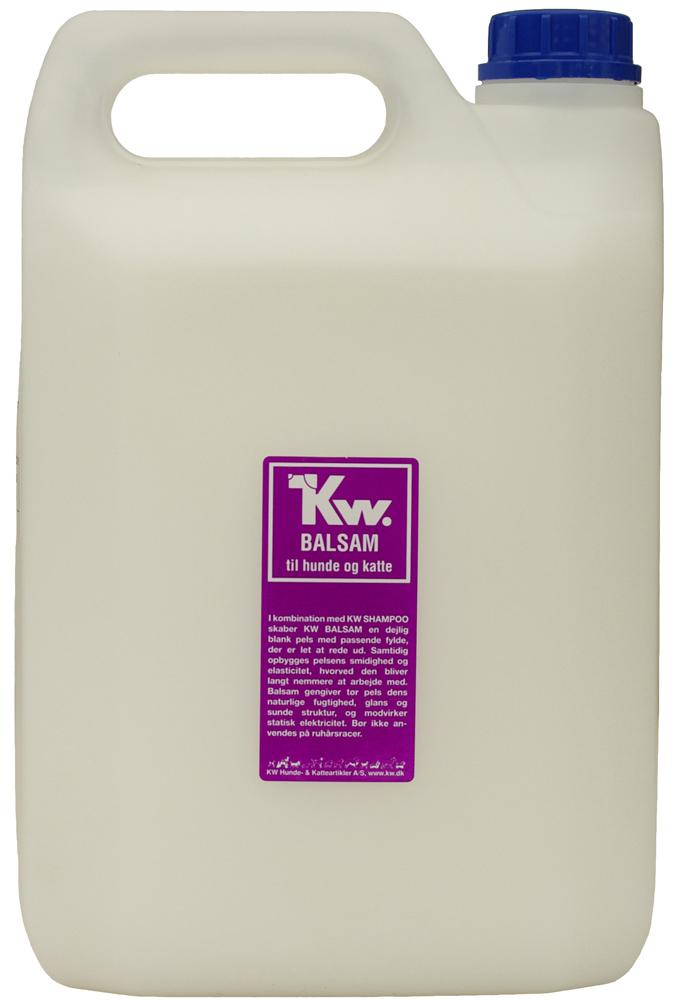 KW Лимонный Шампунь-концентрат 5 л