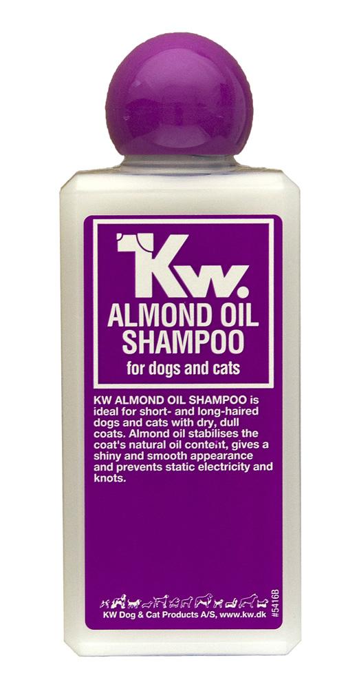 KW Шампунь-концентрат с миндальным маслом 200 мл