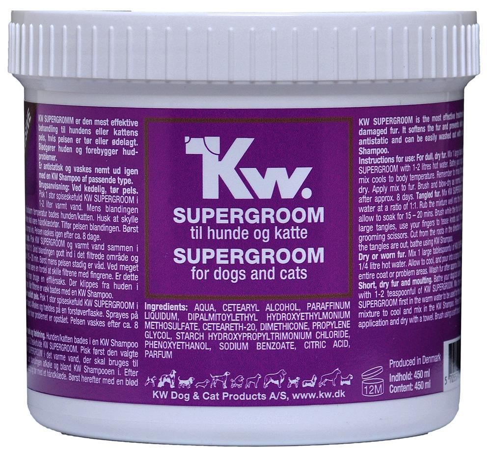 KW СуперГрум 450 гр