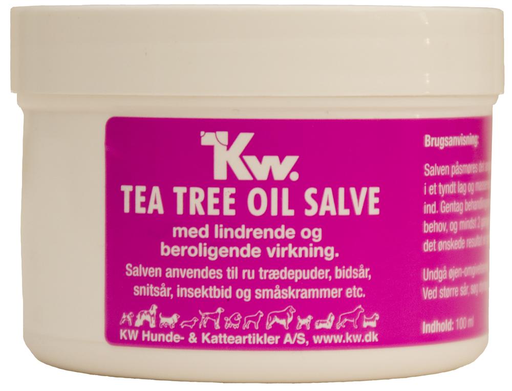 KW Мазь с маслом чайного дерева 100 мл