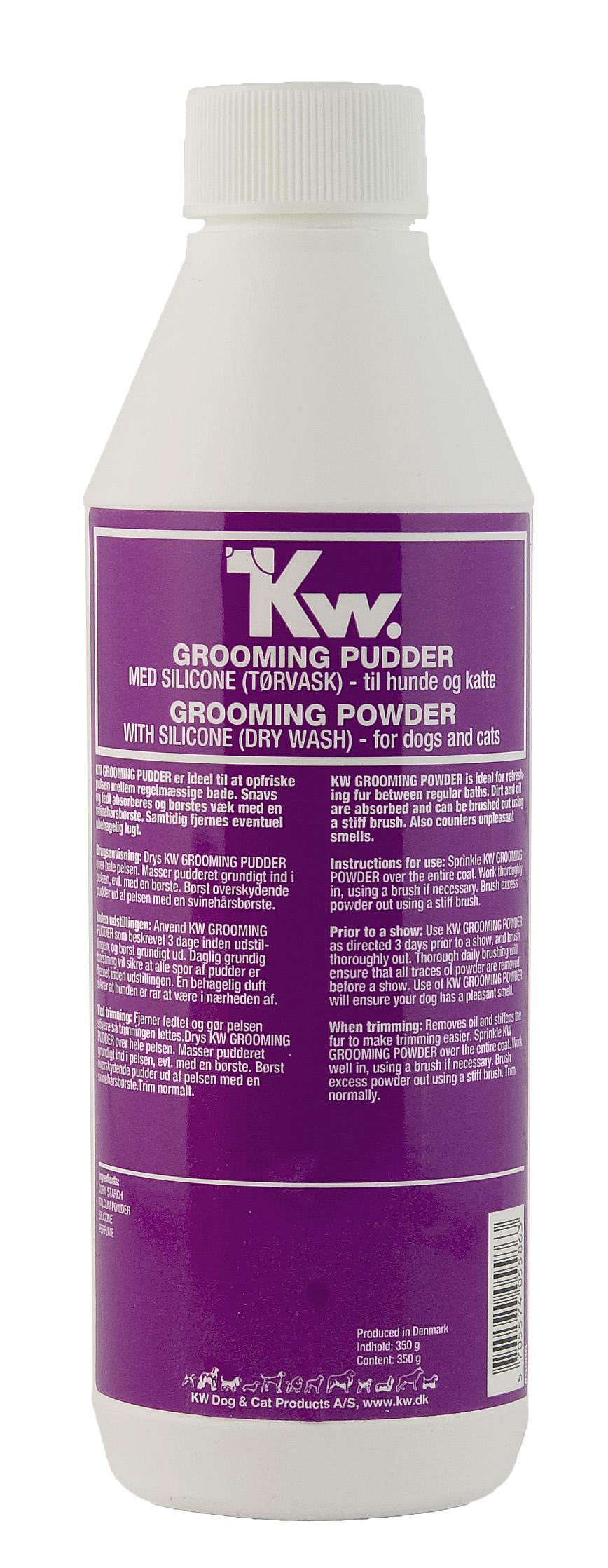 KW Пудра для груминга 350 гр